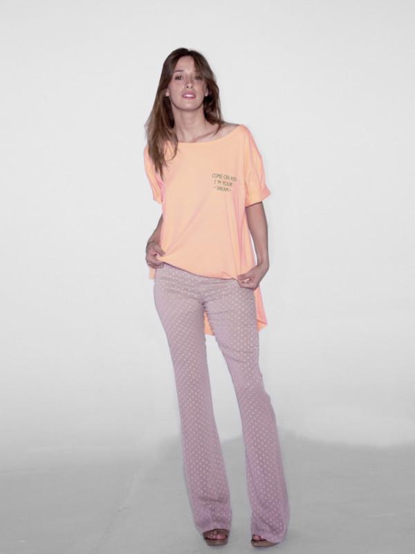ALEJANDRA Camiseta oversize
