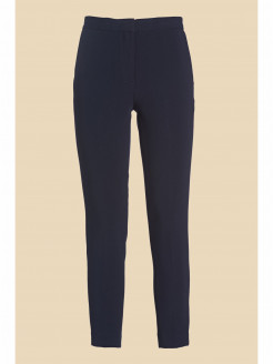 Double Crepe Trousers