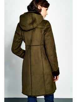 'POURPRE' COAT