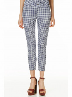'˜VICHY' TROUSERS