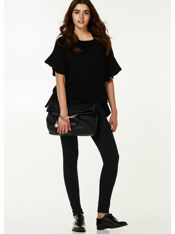 'DIVINE' BOTTOM UP TROUSERS