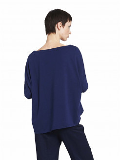Jersey de mangas largas de algodón
