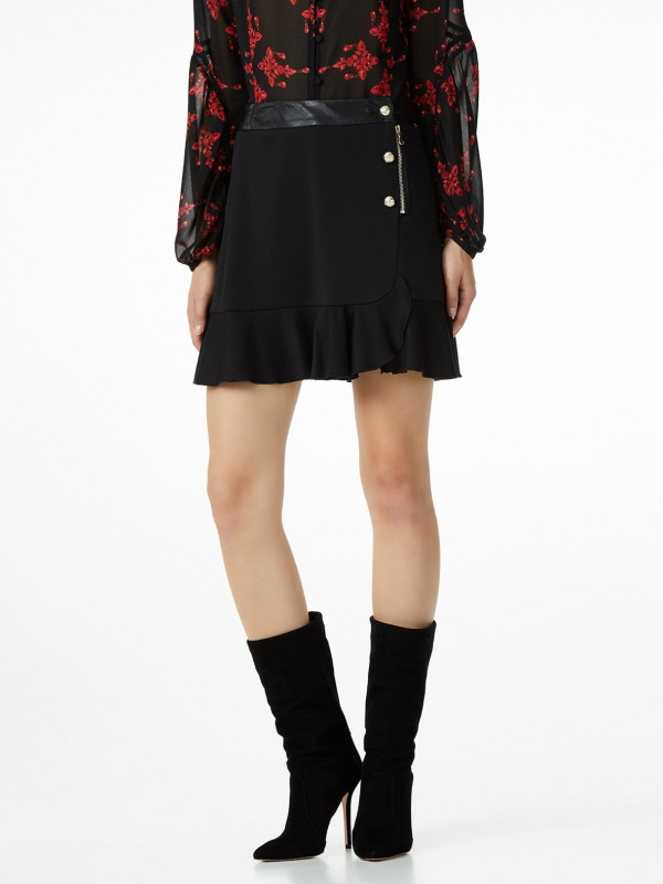'Sumiko' short skirt
