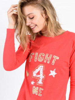 """Fight 4 me"" es la frase definitiva"