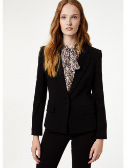Blazer de botonadura simple