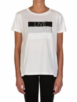 TSHIRT 'LIVE LAUGH LOVE'
