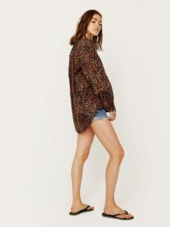 Camisa leopardo Rosie