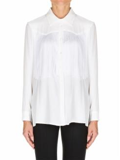 camisa con flecos