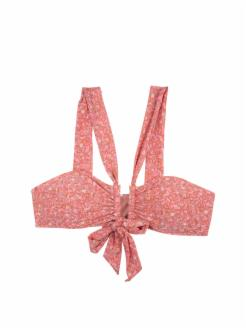 Rose Bikini Top