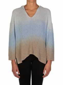 Pullover degradé y lurex