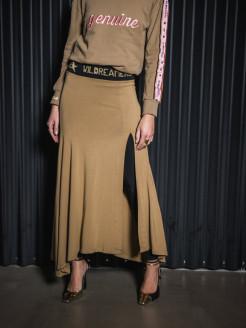 Falda siama larga