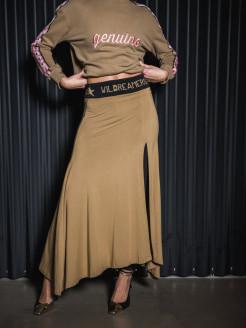 Long siama skirt
