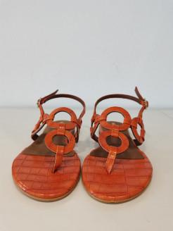 Sandalia circulos