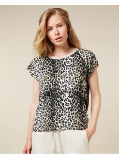 Camiseta leopardo