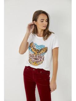 Camiseta buho