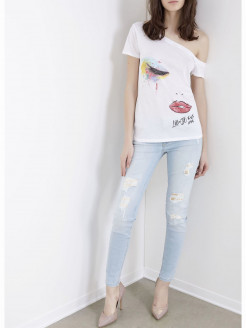 "'WATERCOLOR"" TEE"