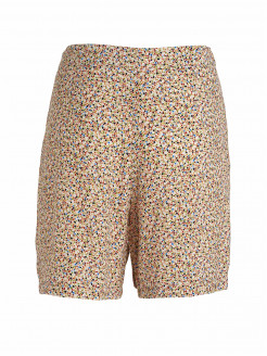 COLORFUL DOTS PRINT SHORTS